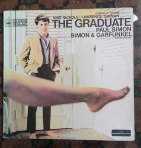 Forsiden til The Graduate